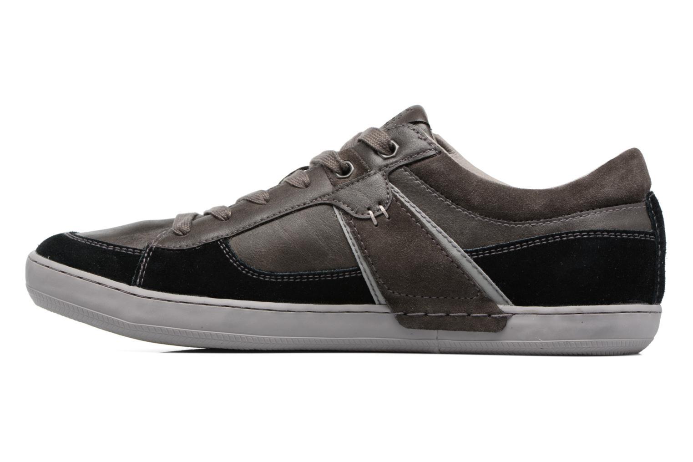 Sneakers Geox U BOX C U44R3C Grijs voorkant