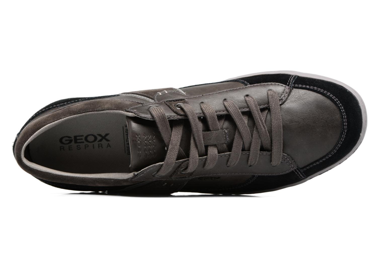 Sneakers Geox U BOX C U44R3C Grijs links