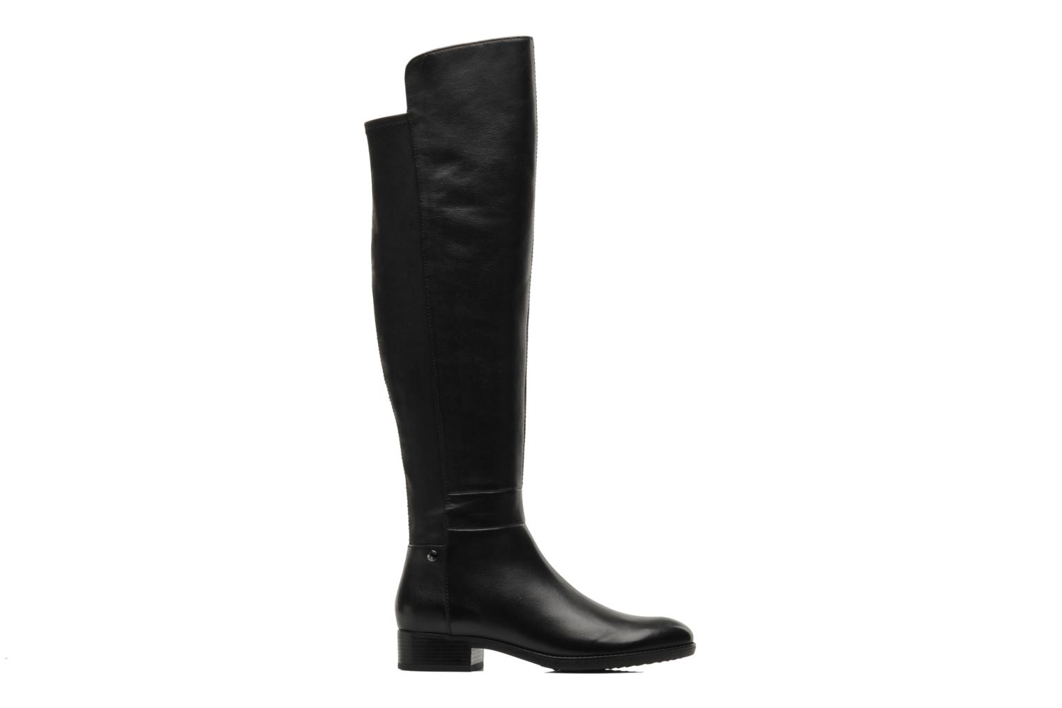 Boots & wellies Geox D FELICITY J D44G1J Black back view