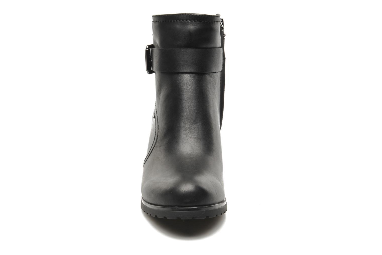 Boots en enkellaarsjes Geox D LISE ABX B D44D1B Zwart model