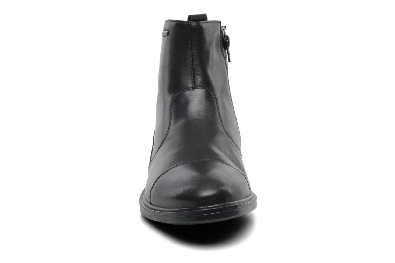 Bottines et boots Geox U LORIS A ABX D U44C6D Noir vue portées chaussures