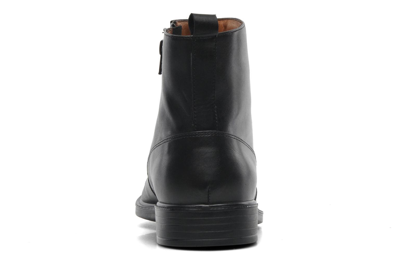 Bottines et boots Geox U LORIS A ABX D U44C6D Noir vue droite