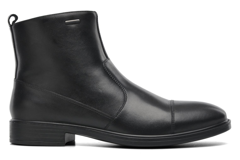 Ankle boots Geox U LORIS A ABX D U44C6D Black back view