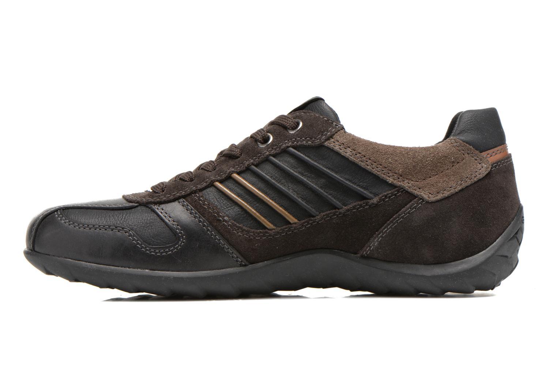 Sneakers Geox U PAVEL A U44P7A Zwart voorkant