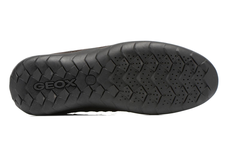 Sneakers Geox U PAVEL A U44P7A Zwart boven