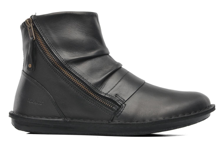 Bottines et boots Kickers Waouh Noir vue derrière
