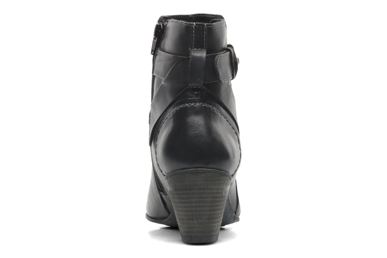 Bottines et boots Kickers Setop Gris vue droite
