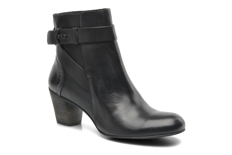 Bottines et boots Kickers Setop Gris vue détail/paire