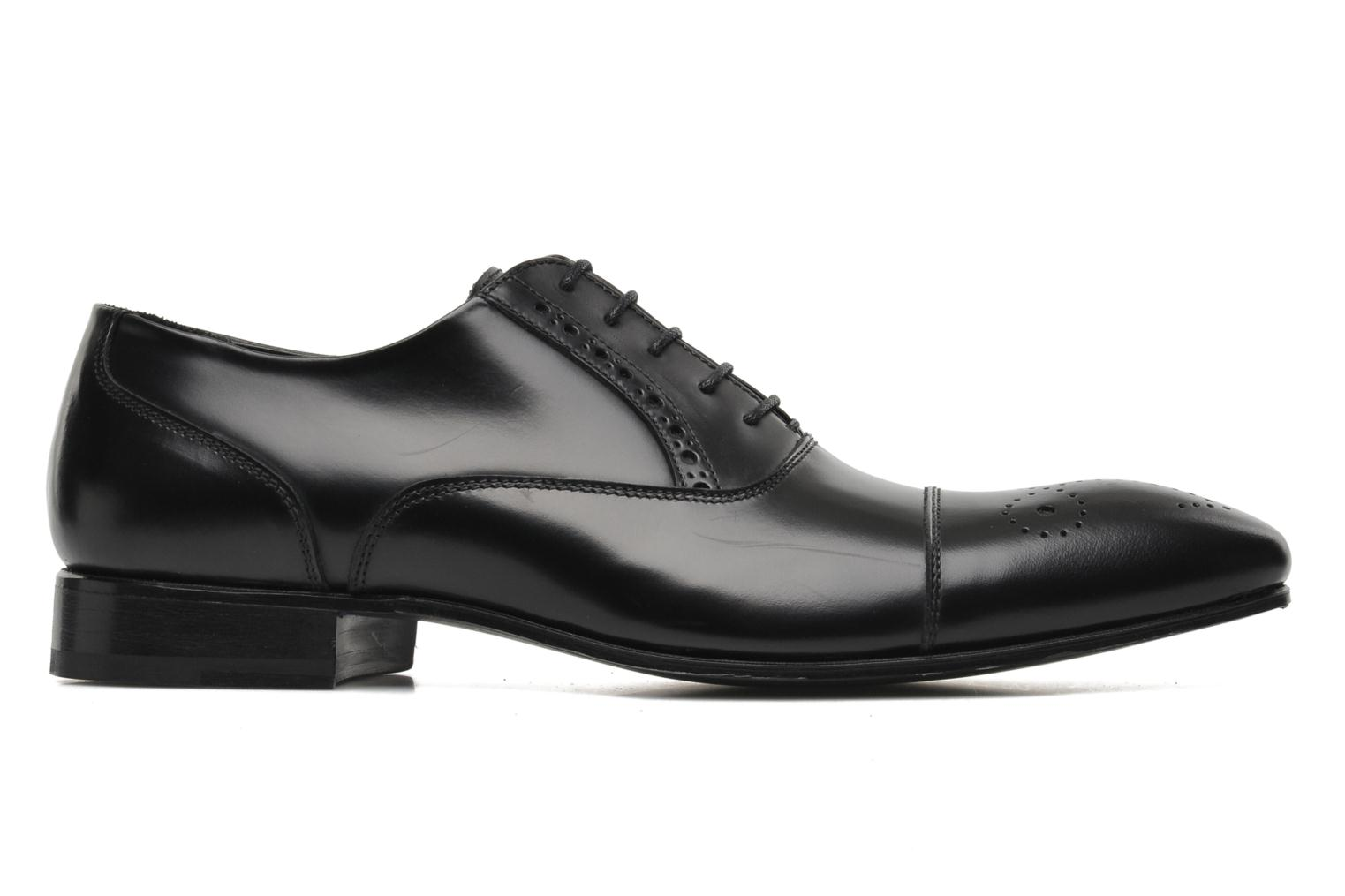 Lace-up shoes Kenzo Hobart Black back view
