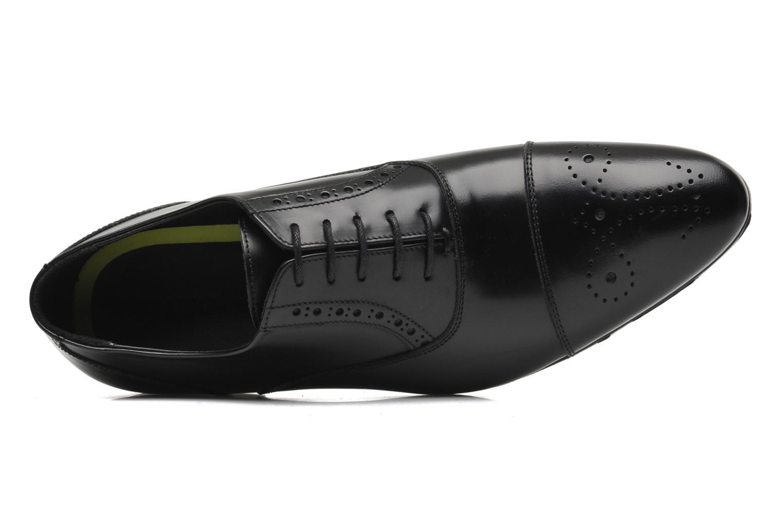 Chaussures à lacets Kenzo Hobart Noir vue gauche