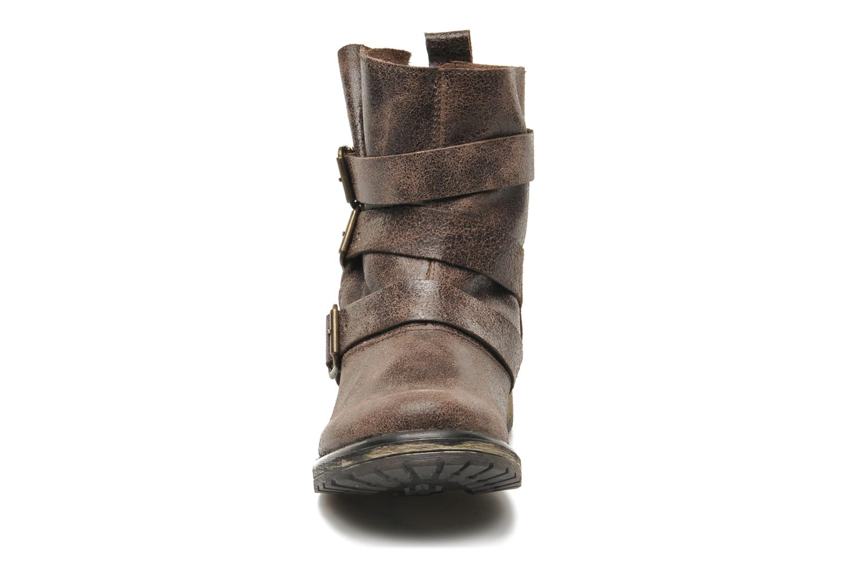 Boots en enkellaarsjes Steve Madden COLONY Bruin model
