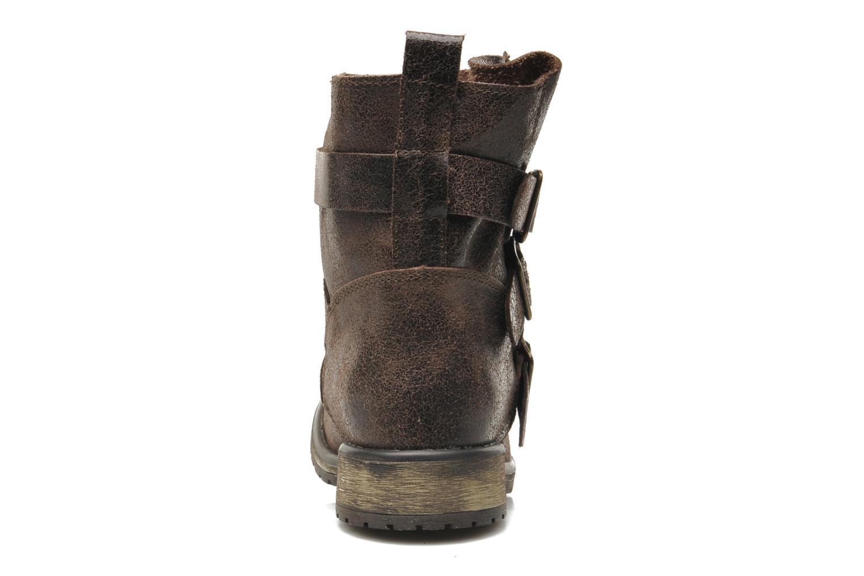 Boots en enkellaarsjes Steve Madden COLONY Bruin rechts