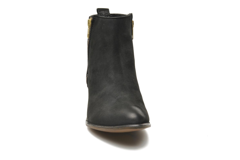 Bottines et boots Steve Madden NEOVISTA Noir vue portées chaussures