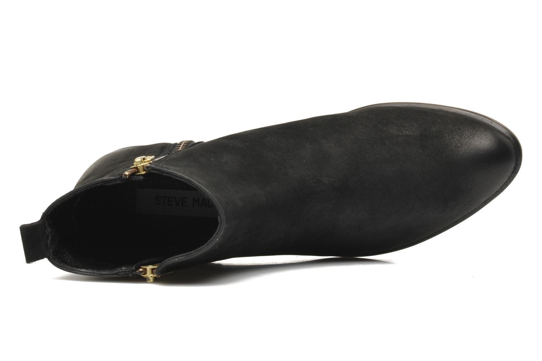 Bottines et boots Steve Madden NEOVISTA Noir vue gauche