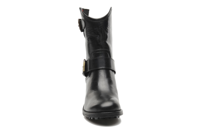 Boots en enkellaarsjes Pastelle Andy Zwart model