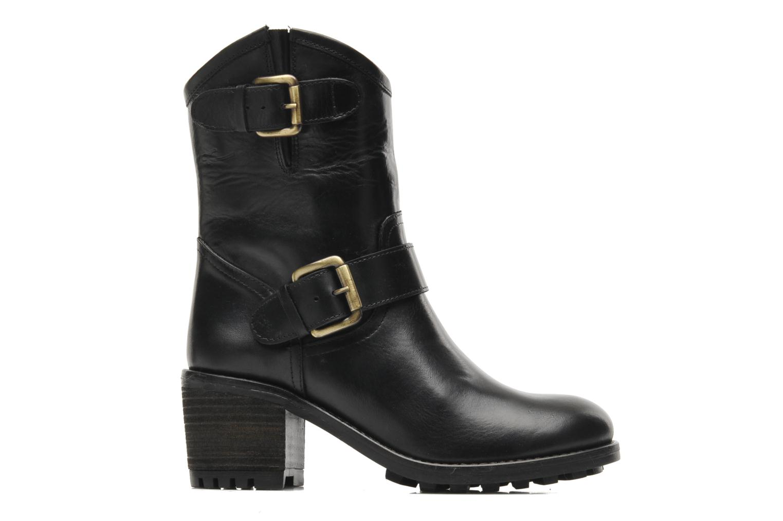 Ankle boots Pastelle Andy Black back view