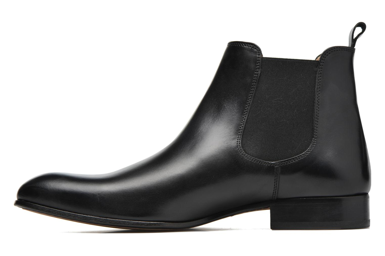 Ankle boots Brett & Sons Bret Black front view