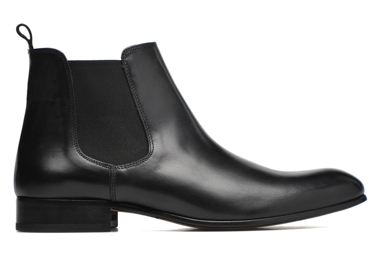 Ankle boots Brett & Sons Bret Black back view