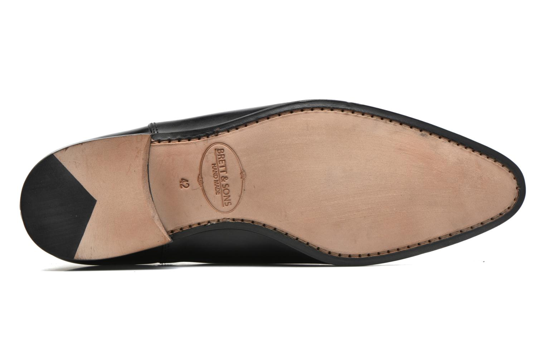 Bottines et boots Brett & Sons Bret Noir vue haut