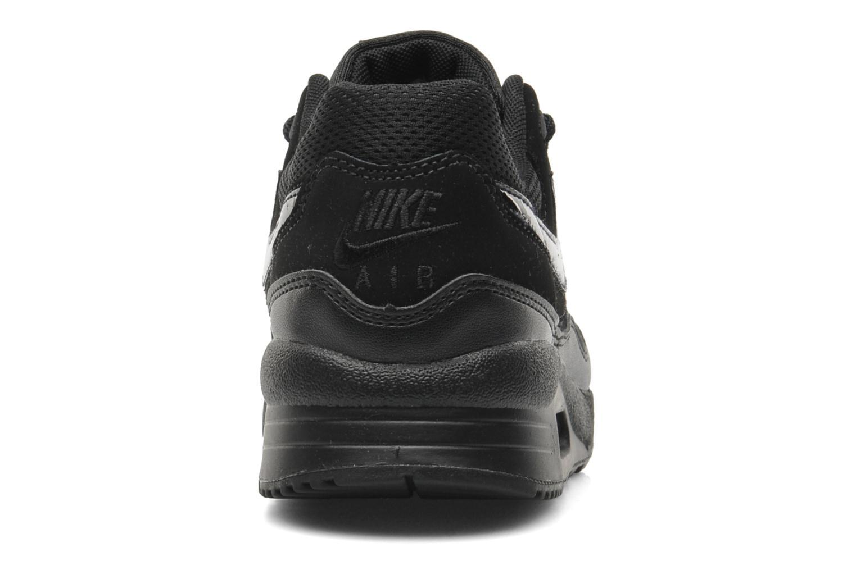 Sneakers Nike Wmns Air Max Light Essential Sort Se fra højre