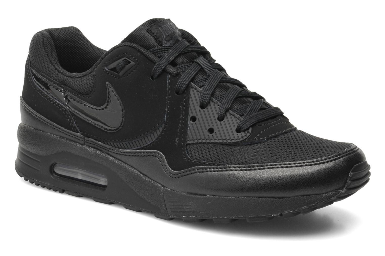 Sneakers Nike Wmns Air Max Light Essential Sort detaljeret billede af skoene