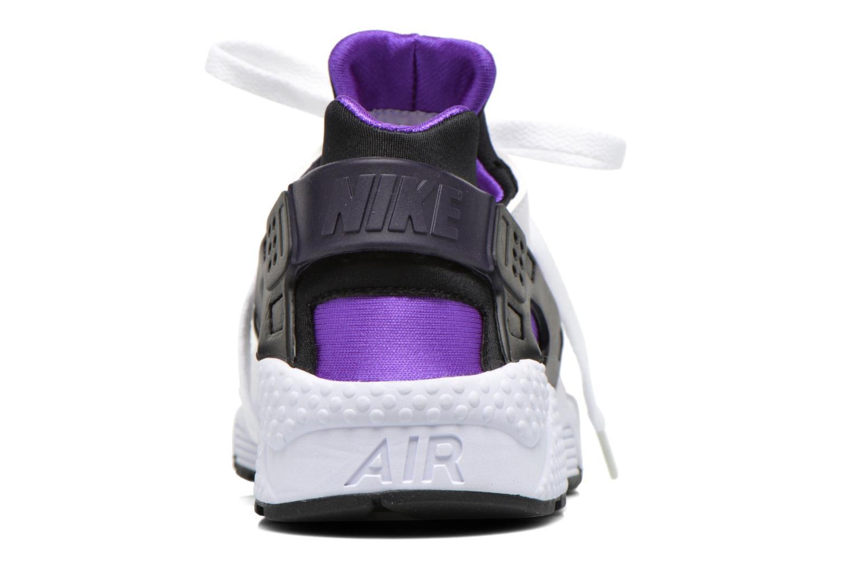 Nike Air Huarache WhiteHypr Grp-Blk-Prpl Dynsty