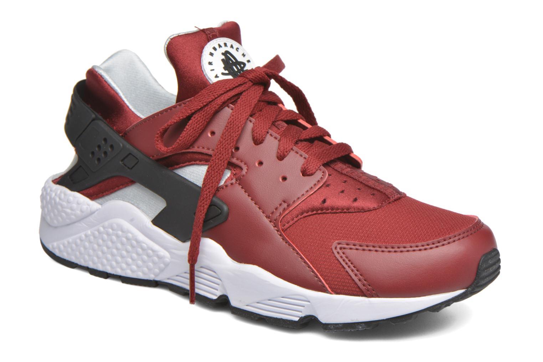 Nike Air Huarache Team Red/Black-Pure Platinum-White