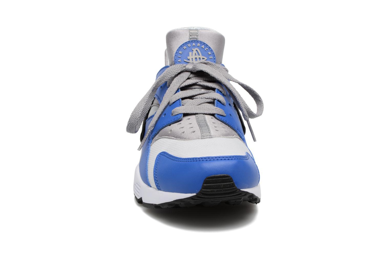 Sneaker Nike Nike Air Huarache blau schuhe getragen