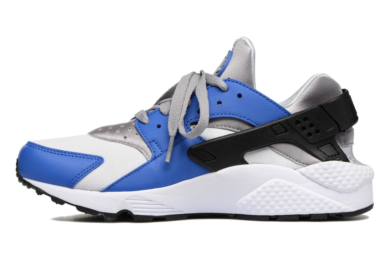 Deportivas Nike Nike Air Huarache Azul vista de frente