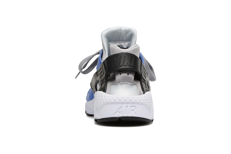 Deportivas Nike Nike Air Huarache Azul vista lateral derecha
