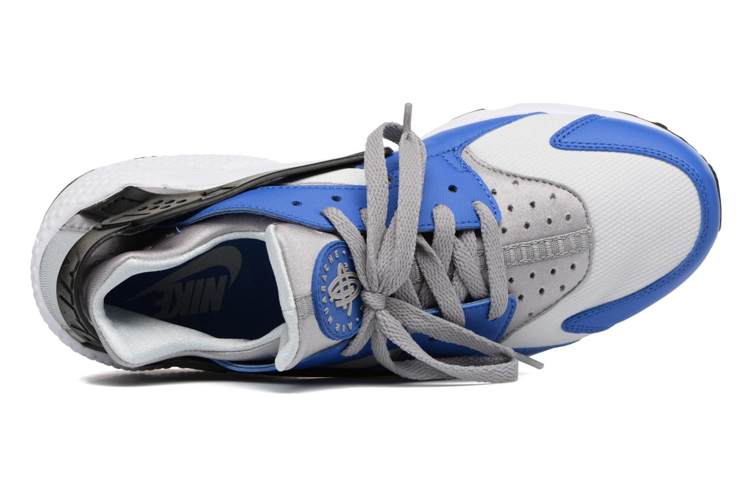 Trainers Nike Nike Air Huarache Blue view from the left