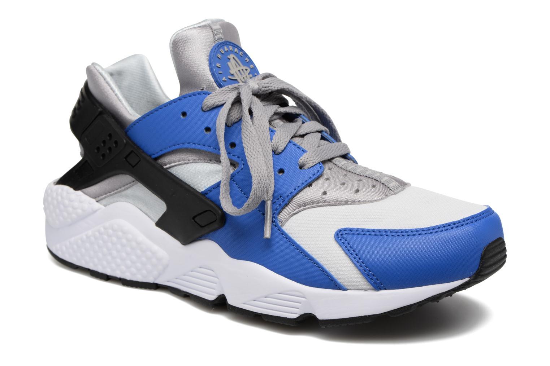 Deportivas Nike Nike Air Huarache Azul vista de detalle / par