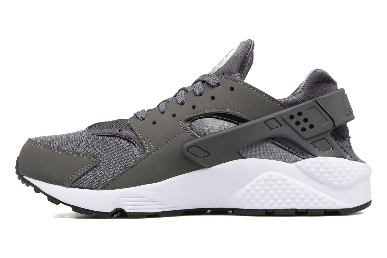 Sneaker Nike Nike Air Huarache grau ansicht von vorne
