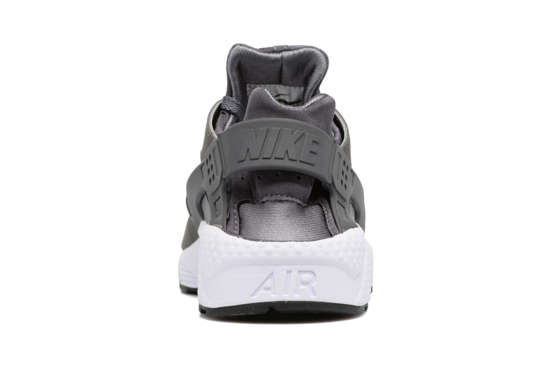 Baskets Nike Nike Air Huarache Gris vue droite