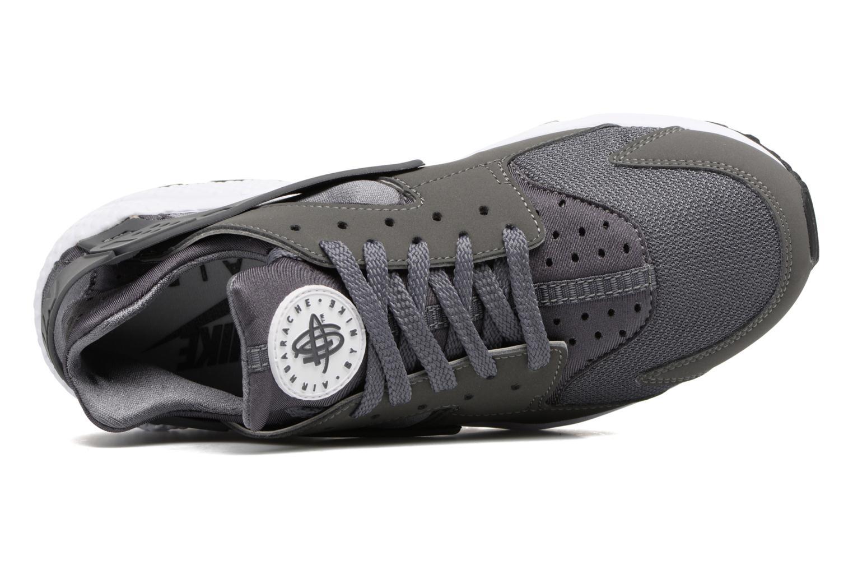 Sneaker Nike Nike Air Huarache grau ansicht von links
