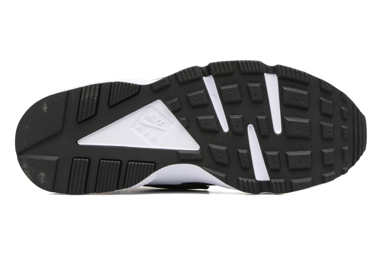 Sneaker Nike Nike Air Huarache grau ansicht von oben