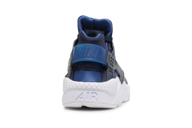 Sneakers Nike Nike Air Huarache Blå Bild från höger sidan