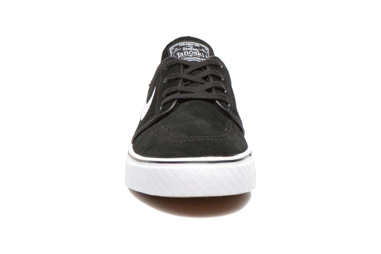 Chaussures de sport Nike Nike SB Zoom Stefan Janoski Noir vue portées chaussures