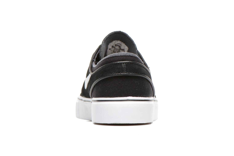 Chaussures de sport Nike Nike SB Zoom Stefan Janoski Noir vue droite