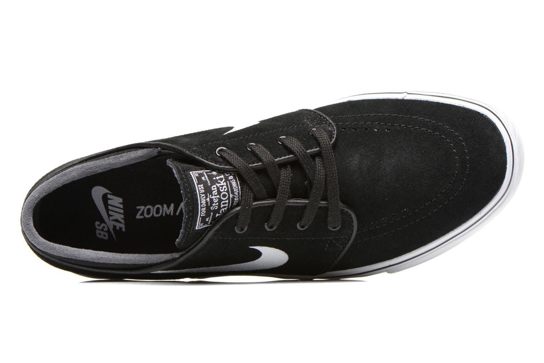 Sportschuhe Nike Nike SB Zoom Stefan Janoski schwarz ansicht von links