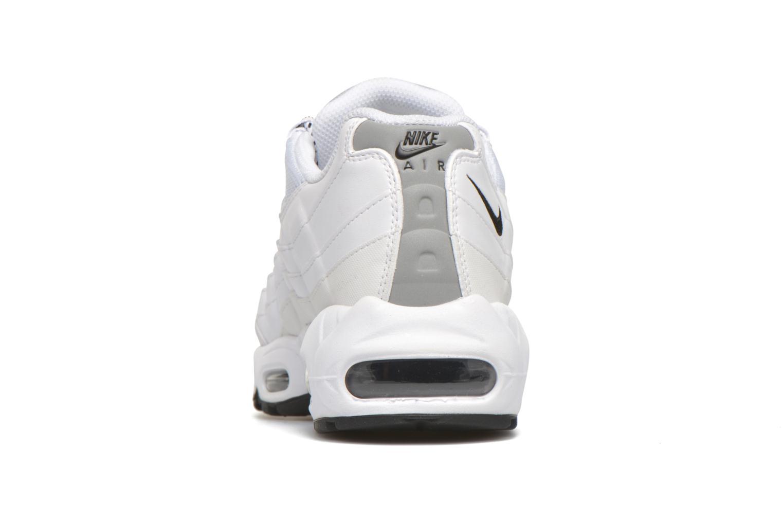 Air Max '95 White/Black-Black