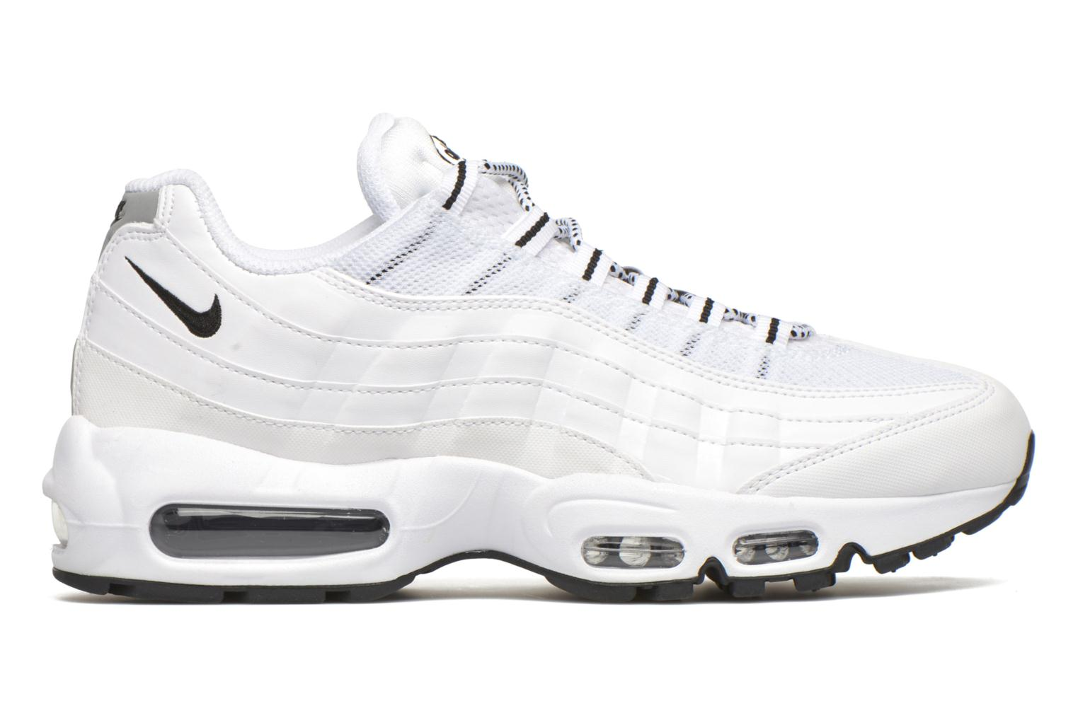 Air Max '95 White/Black-Black