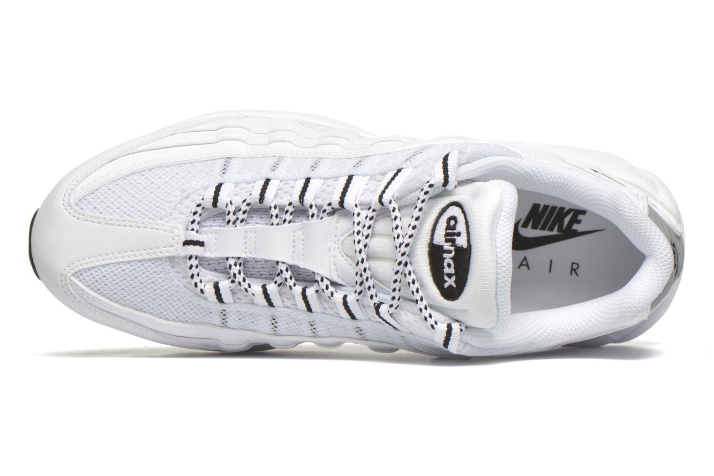 Baskets Nike Air Max '95 Blanc vue gauche