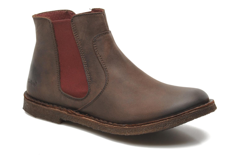 Zapatos promocionales Kickers Creboots (Marrón) - Botines    Los últimos zapatos de descuento para hombres y mujeres