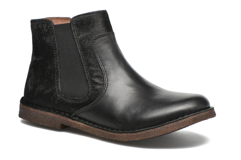 Kickers Creboots (Noir) - Bottines et boots chez Sarenza (305456)