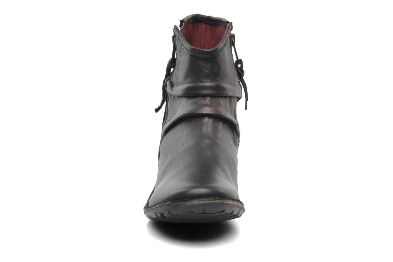 Boots en enkellaarsjes Kickers Groove Soft Zwart model