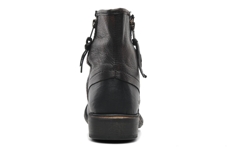 Boots en enkellaarsjes Kickers Groove Soft Zwart rechts