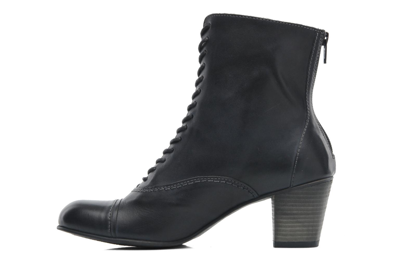 Boots en enkellaarsjes Kickers Sechic Grijs voorkant