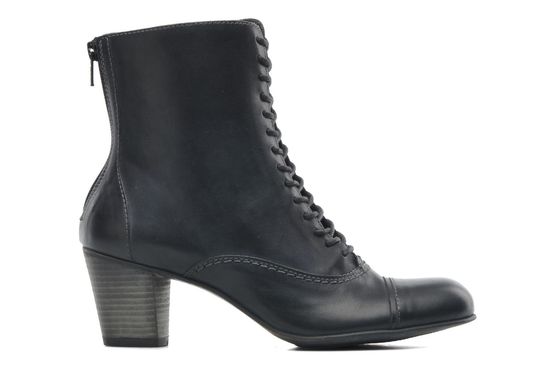 Boots en enkellaarsjes Kickers Sechic Grijs achterkant