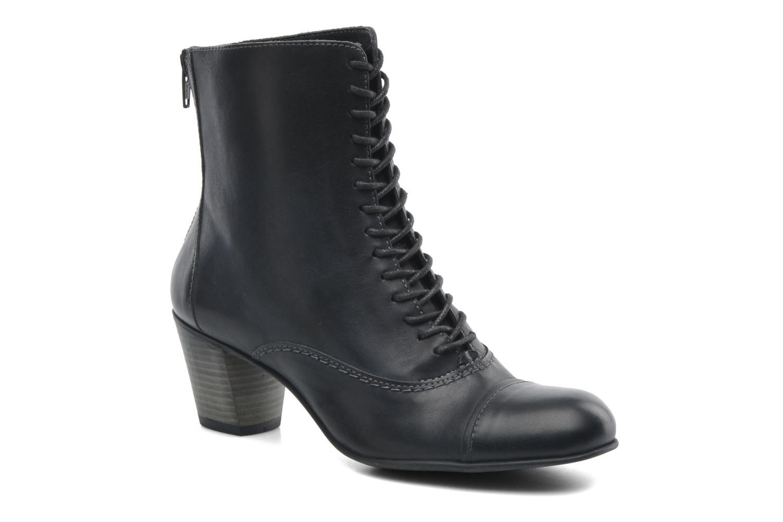 Boots en enkellaarsjes Kickers Sechic Grijs detail